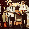 THE WINGS 1967 vlnr: Harry van Dusseldorp - Eddy Blokdijk (Fender Bass VI) - Harry Blokdijk