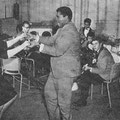 JOHN RUSSELL & THE JUNIOR ROCKERS in de studio 1962