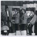 THE JAGUARS (Yvonne Bar juli 1964)