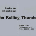 THE ROLLING THUNDER