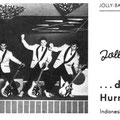 THE HURRICANE ROLLERS (1961) vlnr:Tommy Chuo - Shorty Miller - Hans Bax - Alfons Faverey - Rudie Pieroelie