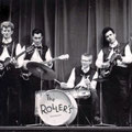 THE ROLLERS 1961 vlnr: Jack Barkey, Eddy Vermeulen, Eddy v.d. Hoeven, Cees Sanders, Jimmy v.d. Hoeven en Eddy Sauer.