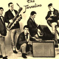 THE JAVALINS o.l.v. zanger Frans Verboom en Walter Kohn op saxofoon