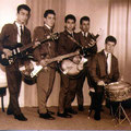 The Hot Rollers in 1963