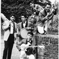 BOY & his ROLLIN' KIDS (fotosessie Helmond 1962)