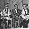RUDY & THE ROYAL RHYTHMICS 1964-1965 vlnr: Martien v.d. Akker - Ger Euverink - Rudy van Dalm - Robby Knoop