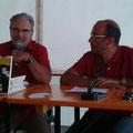 Fiera del libro, con Marco Gatti, scrittore e giornalista, 27.08.2016