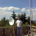 DK 4 KW /p 10 GHz , 10368 MHz , 3cm