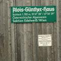 Info zum Hans Günther Haus