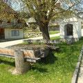 in Rettenegg ein wunderschöner Steintisch
