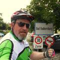 Ankunft in Bad Radkersburg