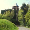 Burgruine in Klöch