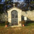 ...Kapelle am Weg nach St. Margarethen im Burgenland