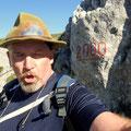 an der 2000 m Marke, da war mein körperlicher Einbruch bereits angekommen, zu spät gegessen und getrunken