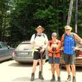 Expedition ins Tierreich erfolgreich abgeschlossen, Wanderfreunde Sabine und Manfred