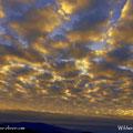 am Aussichtsturm gestaltete sich dieser Morgenhimmel als ein doch sehr spektakuläres Schauspiel, einfach super.