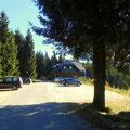 ...weiter Richtung Rablkreuzhütte