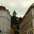 Blick zum Schloßberg