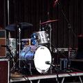 15.06.2011 Seebühne Schlagzeug von LUDWIG