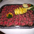 Roastbeefplatte