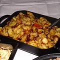 Beilage: Bratkartoffeln