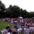 15.06.2011 Seebühne Zuschauer