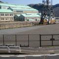 浦賀ドック跡 明治32年(1899)1号ドック完成138mx21.3m