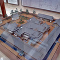 浦賀奉行所の模型