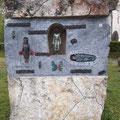 Kunstwander - Station zu Ehren der Prinzessin Anna  -Kastl