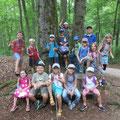 Die Biberbande im Wald