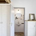 Bastidon - Bad mit Dusche im Gästehaus