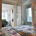Les Lipias - das helle und luftige Schlafzimmer