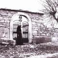 Marun ulaz na Raducicko groblje