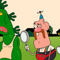 """Uncle Grandpa"" - Nuovi episodi in 1TV"
