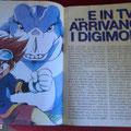 Articolo su un giornale