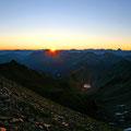 Sonnenaufgang am Rothorn