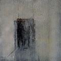 Öl und Wachs auf Holz, 30 x 30 cm (2014)