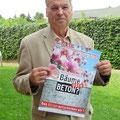 LV-Präsident Günter Landgraf mit seinem Lieblingsmotiv…