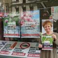 Marlene Cieschinger, Die Linke, Bezirksverordnete an der Geschäftsstelle der Linken