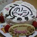 お誕生日ケーキ①