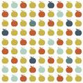 pommes multicolores
