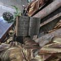 Buch in der Hand der heiligen Anna