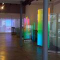 Le paravent - Show room Quantum St Gobain