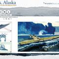 Site de l'exposition Kodiak, Alaska - Quai Branly