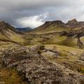 Pieter van Dijk - Fjallabak IJsland