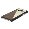 Galaxy s8 Plus Hülle Holz und Perlmutt WOLA AQUA top