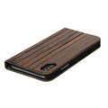 WOLA iPhone Hülle Holz Klapphülle Flip liegend