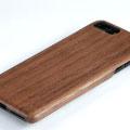 iPhone 7 Plus Holzhülle Nuss Air liegend