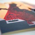 """Caderno Personalizado A5 - """"Damas do chá"""" - Edição Limitada e numerada"""