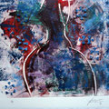 Monotype _ oil on arche paper _ 30 x 30 cm_ 2011